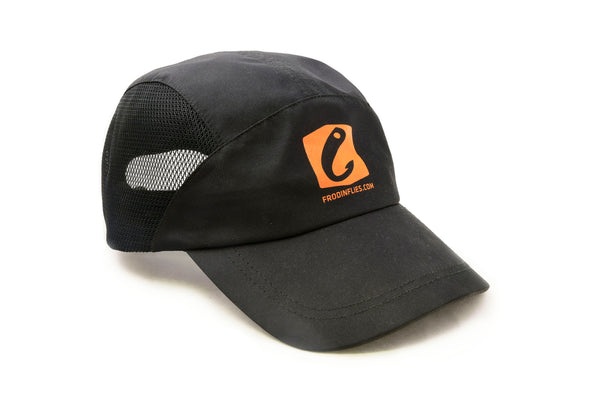 Orange Logo Lightweight Cap
