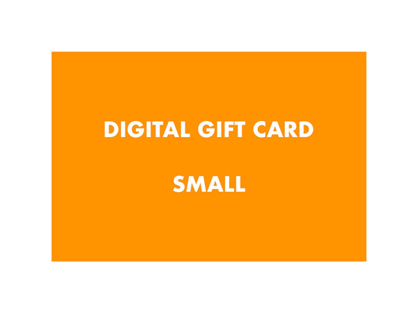 Digital Gift Card – Small