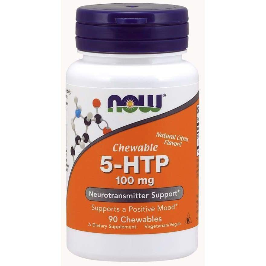 5-HTP 100mg 60 VCAPS - Earthly Nutrition