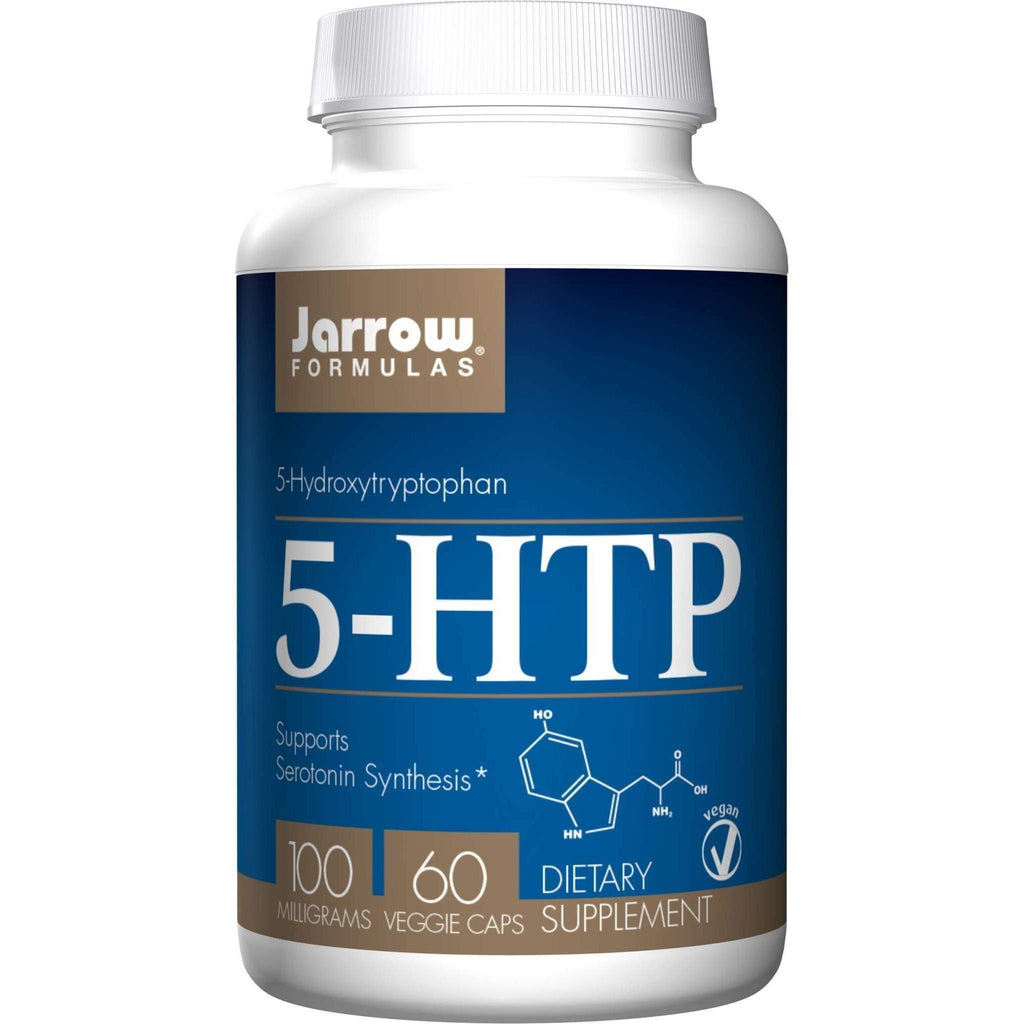 5-HTP 100mg 60cap - Jarrow - Earthly Nutrition