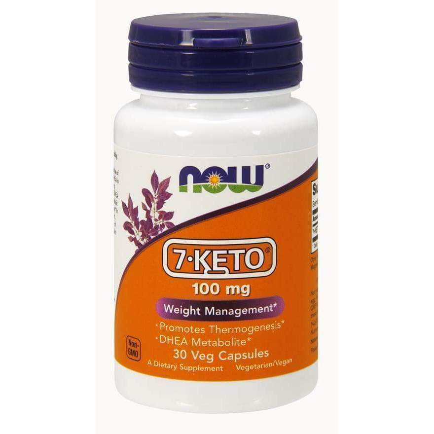 7-KETO 100MG 60 VCAPS - Earthly Nutrition