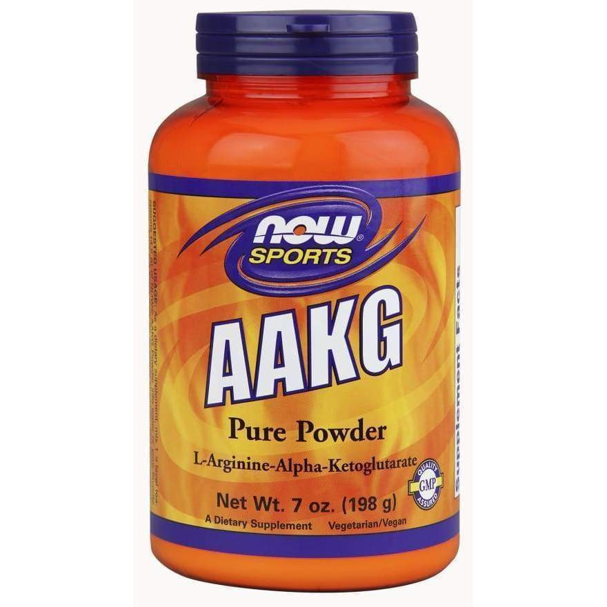 AAKG PURE POWDER 7 OZ - Earthly Nutrition