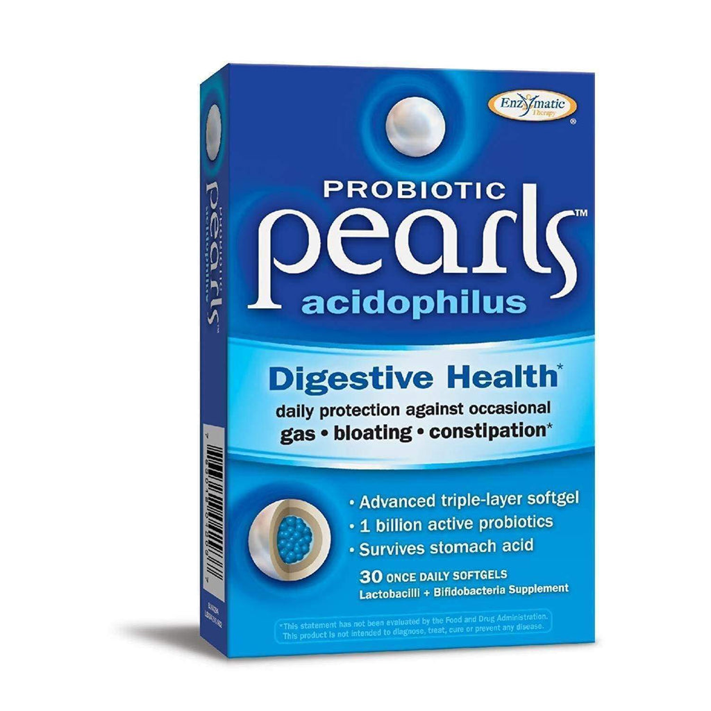 Acidophilus Probiotic Pearls - Earthly Nutrition
