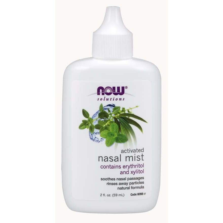 ACTIVATED NASAL MIST 2 OZ - Earthly Nutrition