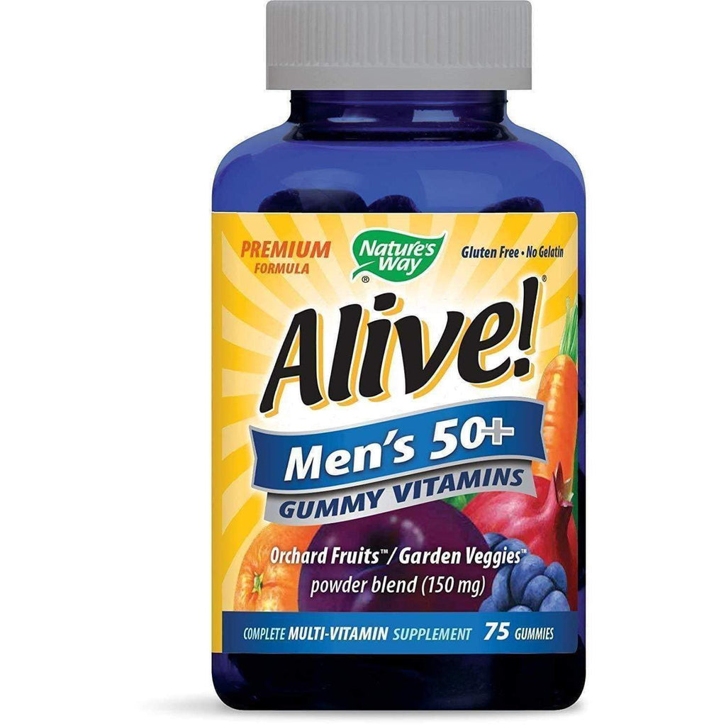 Alive Mens 50+ 2 - Schwabe - Earthly Nutrition