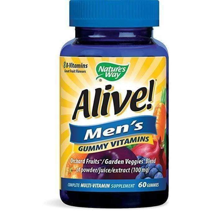 Alive Mens2 - Schwabe - Earthly Nutrition