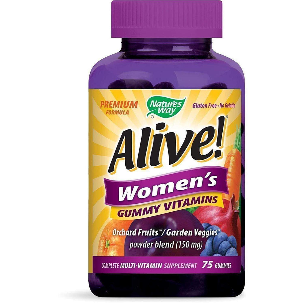 Alive Womens - Nature's Way - Earthly Nutrition