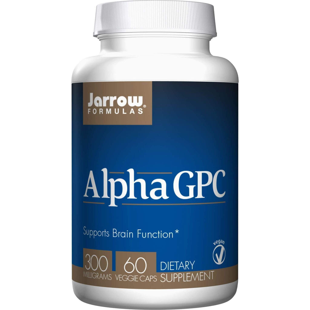 Alpha GPC - Jarrow - Earthly Nutrition