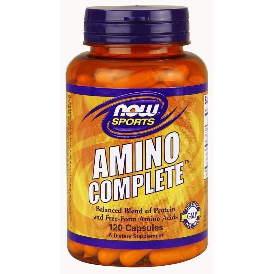AMINO COMPLETE 360 CAPS - Earthly Nutrition
