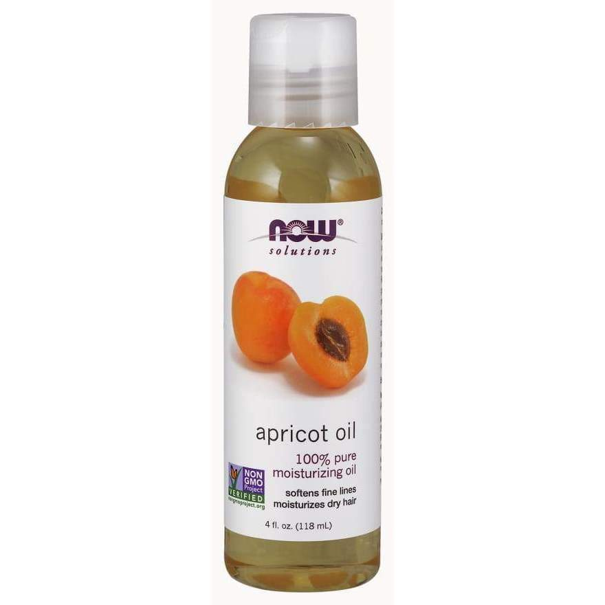 APRICOT KERNEL OIL 16 FL OZ - Earthly Nutrition