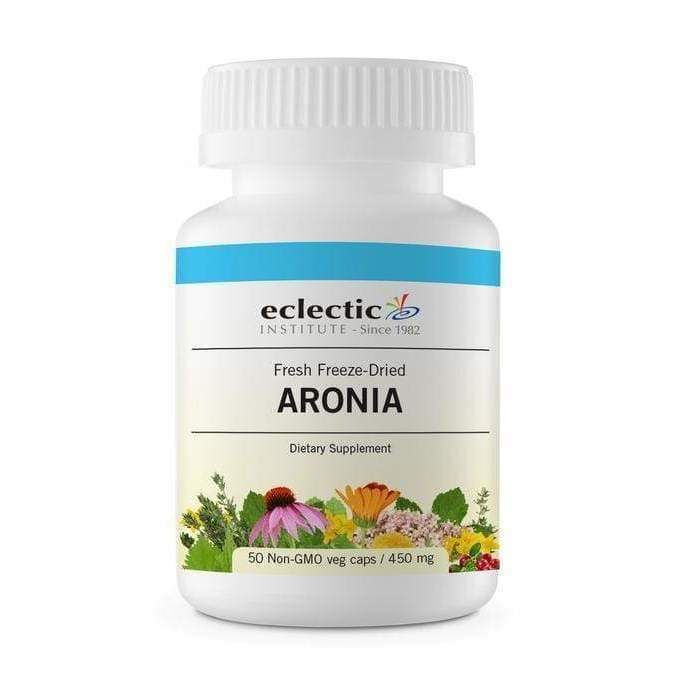 Aronia Berry 450 mg, 90 capsules - Earthly Nutrition