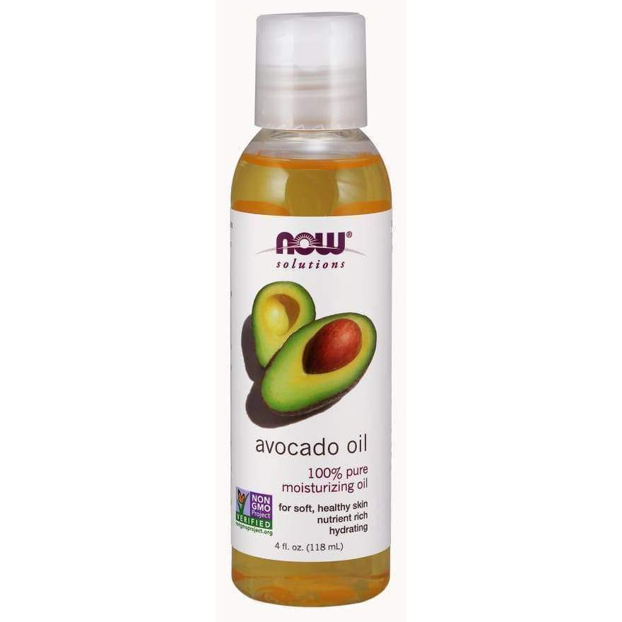 AVOCADO OIL, PURE 4 OZ - Earthly Nutrition