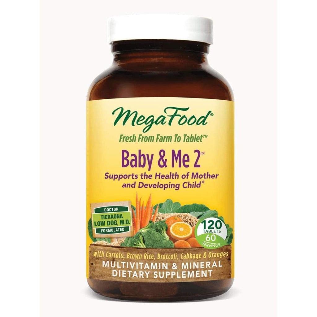 Baby & Me 2 120ct - Earthly Nutrition