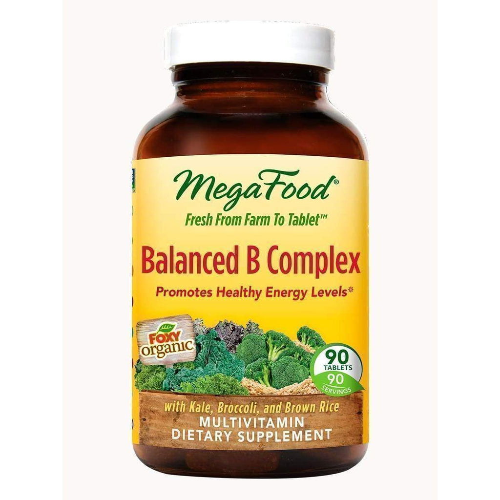 Balanced B Complex 90ct - Earthly Nutrition