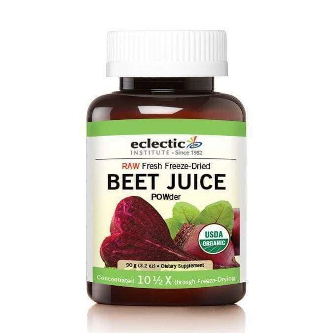Beet Juice Powder , 90 grams - Earthly Nutrition