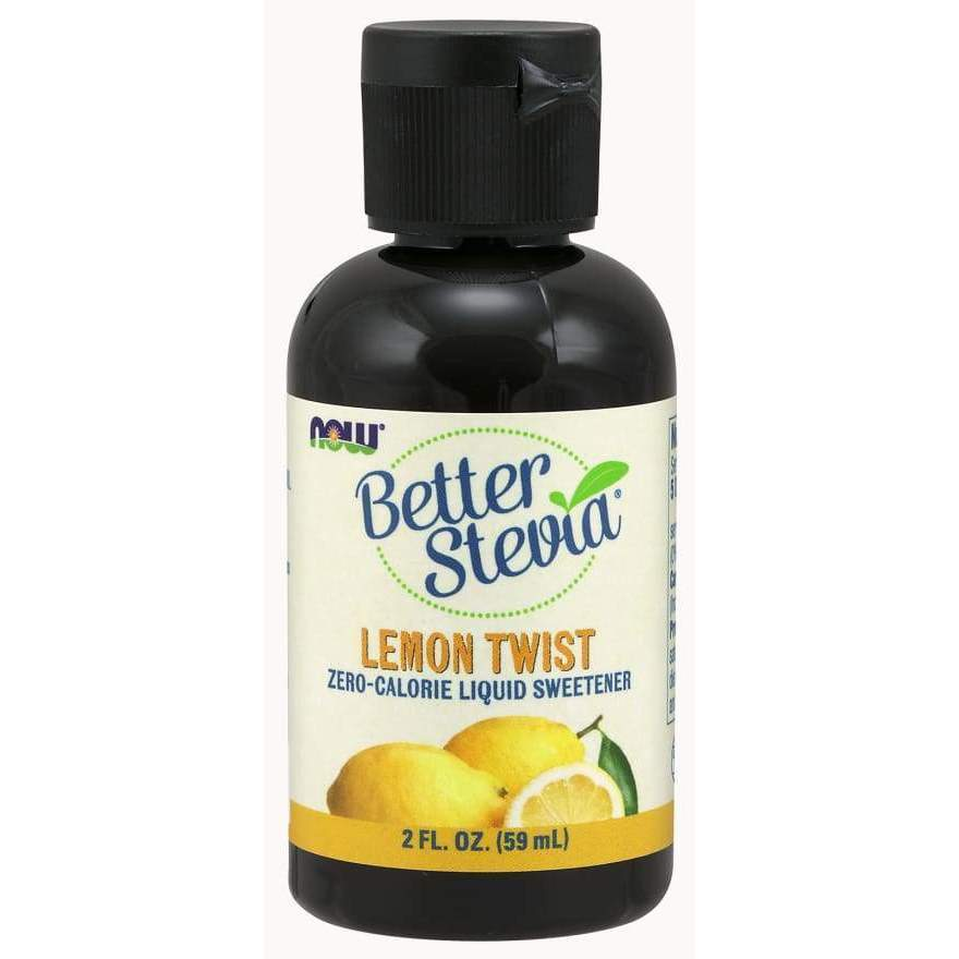BETTER STEVIA LEMON TWIST LIQ 2 OZ - Earthly Nutrition