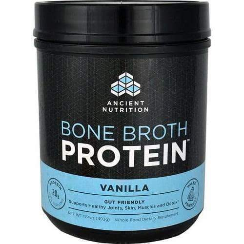 Bone Broth Protein - Vanilla - Earthly Nutrition