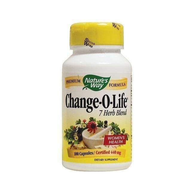 Change O Life 1 - Schwabe - Earthly Nutrition