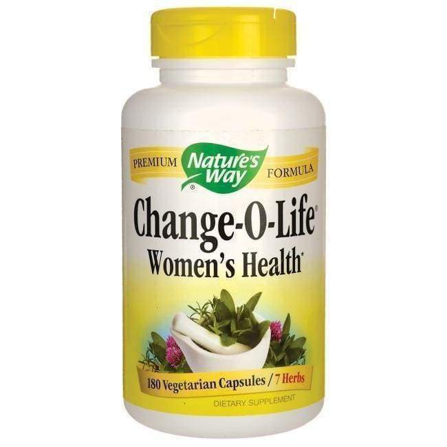 Change O Life 2 - Schwabe - Earthly Nutrition