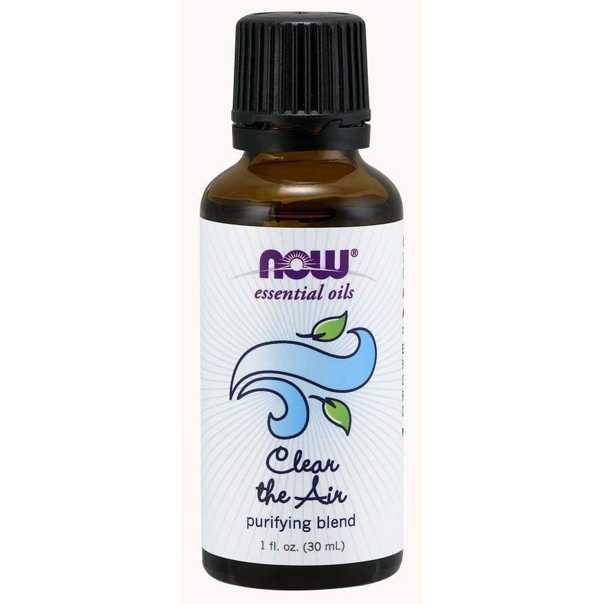 CLEAR THE AIR PURIFYING OILS 1 OZ - Earthly Nutrition
