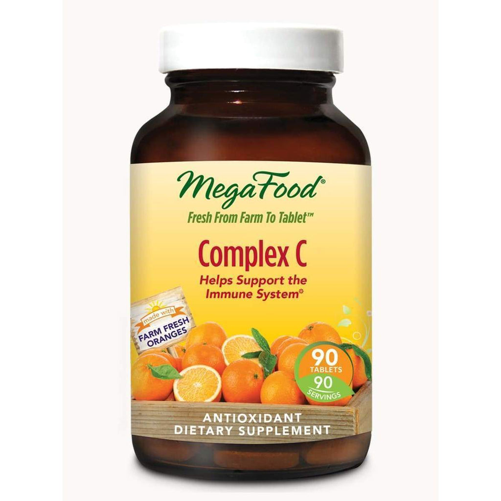 Complex C 90ct - Earthly Nutrition