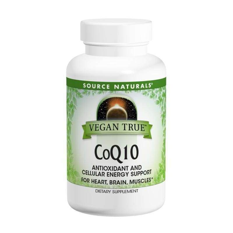 CoQ10 30 mg 30 + 30 sg - Threshold - Earthly Nutrition