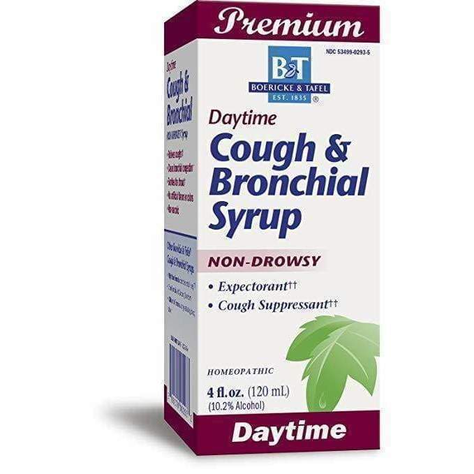 Cough & Bronchi Syrup sm - Schwabe - Earthly Nutrition