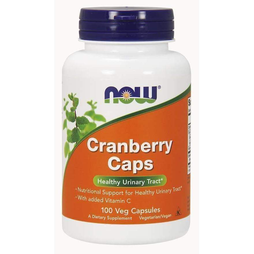 CRANBERRY CAPS 700MG 100 VCAPS - Earthly Nutrition