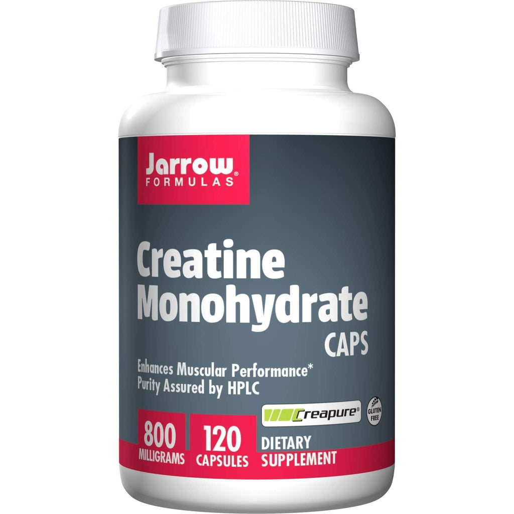 Creatine 800 mg - Jarrow - Earthly Nutrition