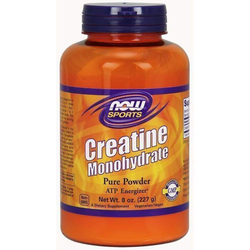 CREATINE POWDER 8 OZ - Earthly Nutrition