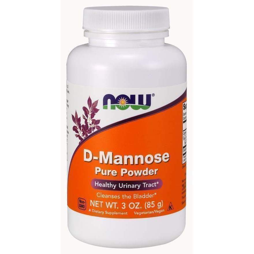 D-MANNOSE POWDER 3 OZ - Earthly Nutrition