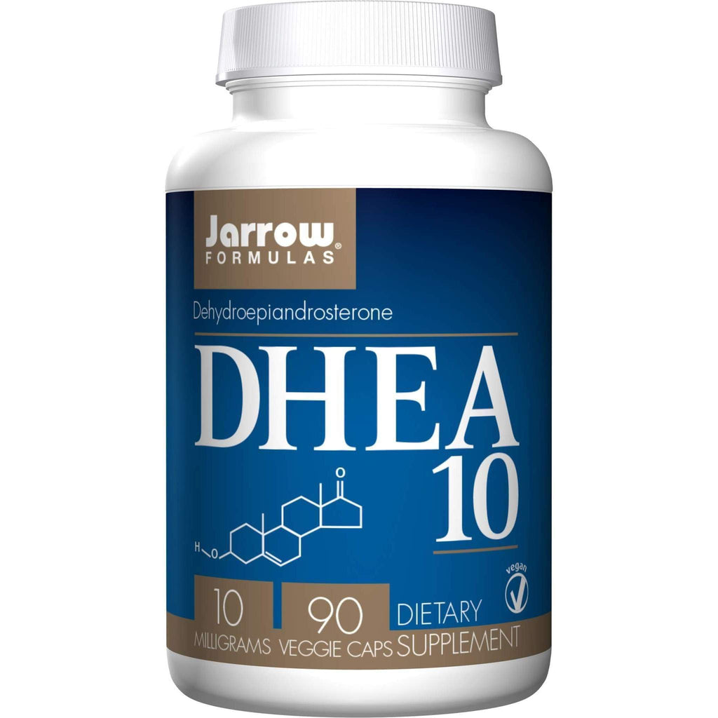DHEA 10 90cap 10mg - Jarrow - Earthly Nutrition