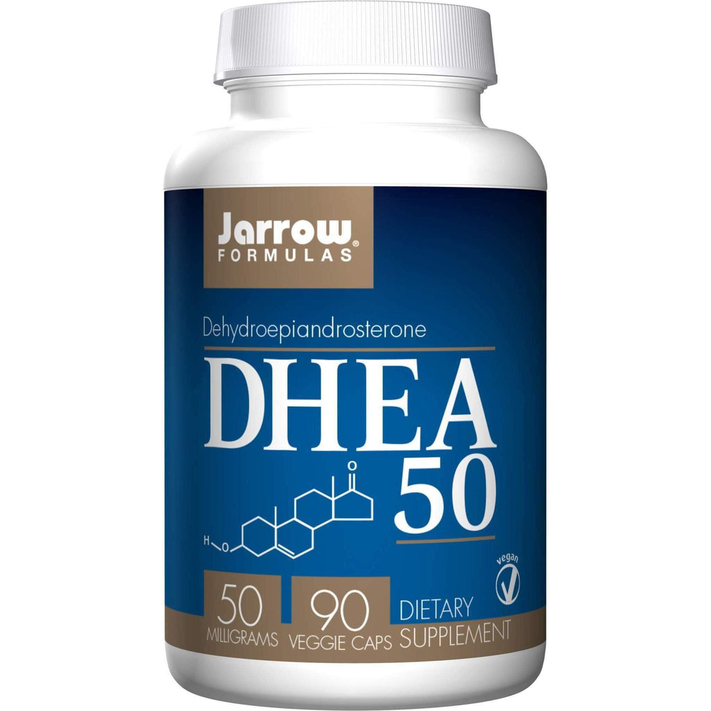 DHEA 50 mg 90 cap - Jarrow - Earthly Nutrition