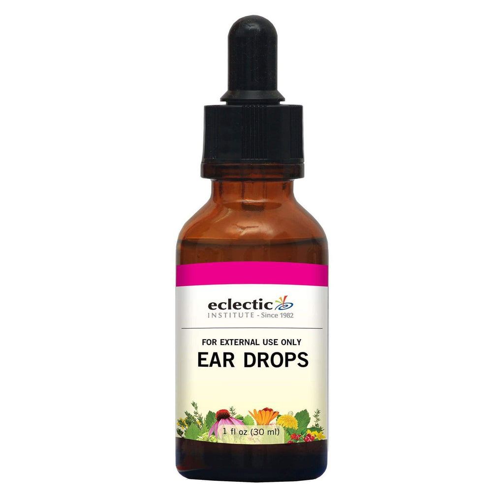 Ear Drops 1 oz - Earthly Nutrition