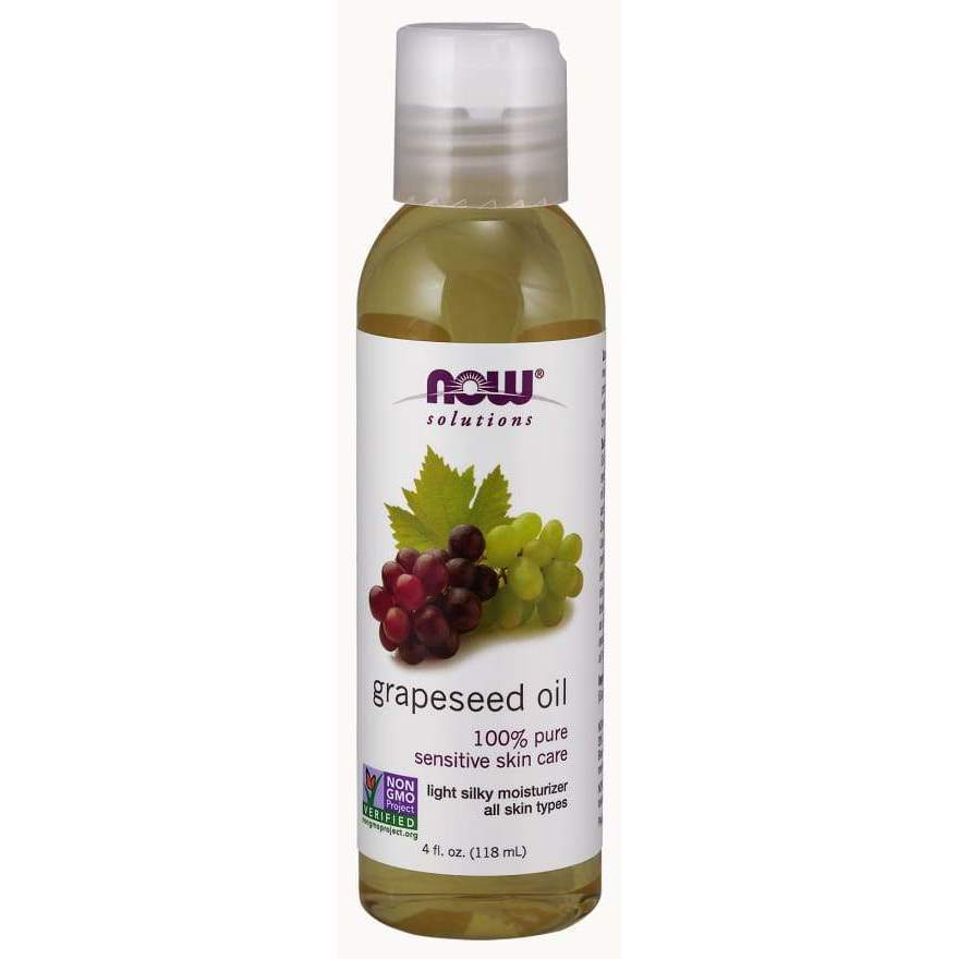 GRAPESEED OIL 16 FL OZ - Earthly Nutrition
