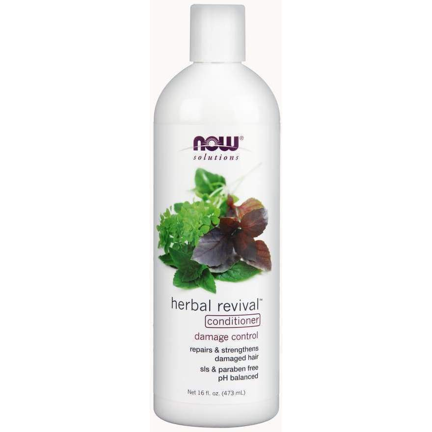 HERBAL REVIVAL CONDITIONER 16 OZ - Earthly Nutrition