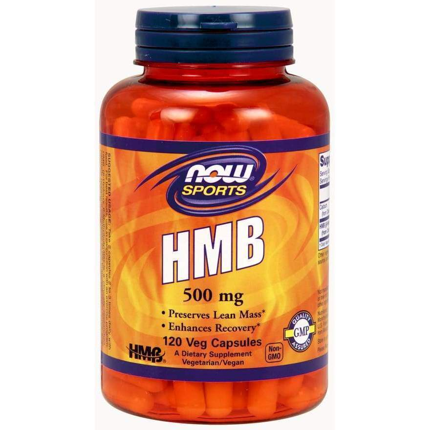 HMB 500MG 120 VCAPS - Earthly Nutrition