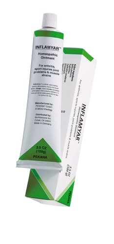 Inflamyar Ointment 100 grams - Earthly Nutrition