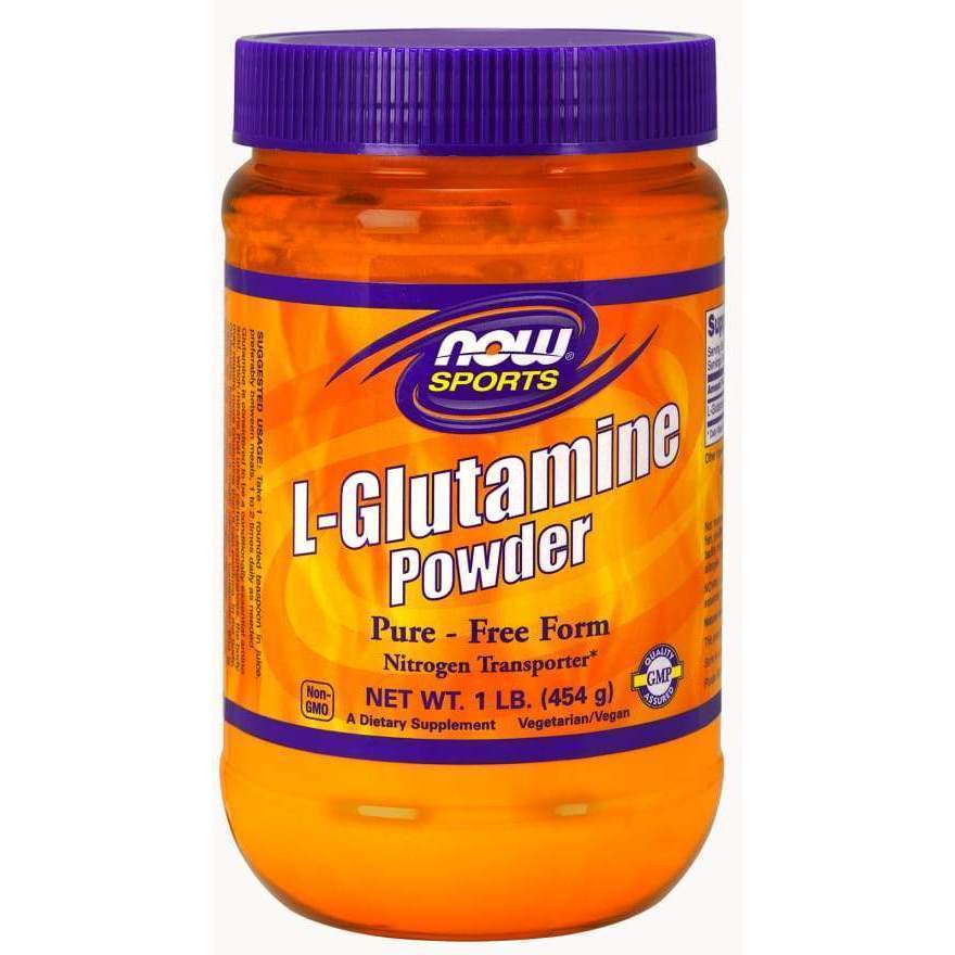 L-GLUTAMINE POWDER 1 KG - Earthly Nutrition