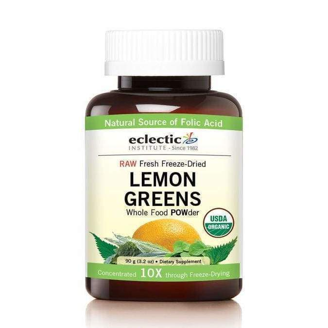Lemon Greens 90g - Earthly Nutrition