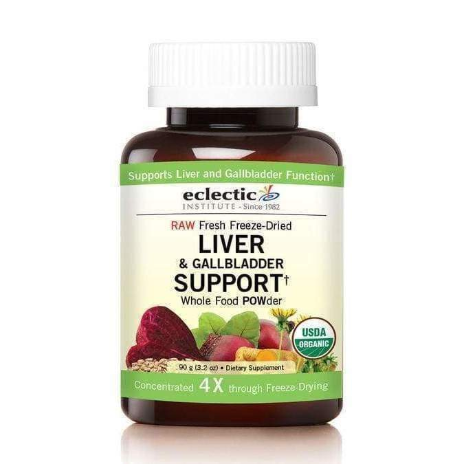 Liver & Bile Pdr - Earthly Nutrition