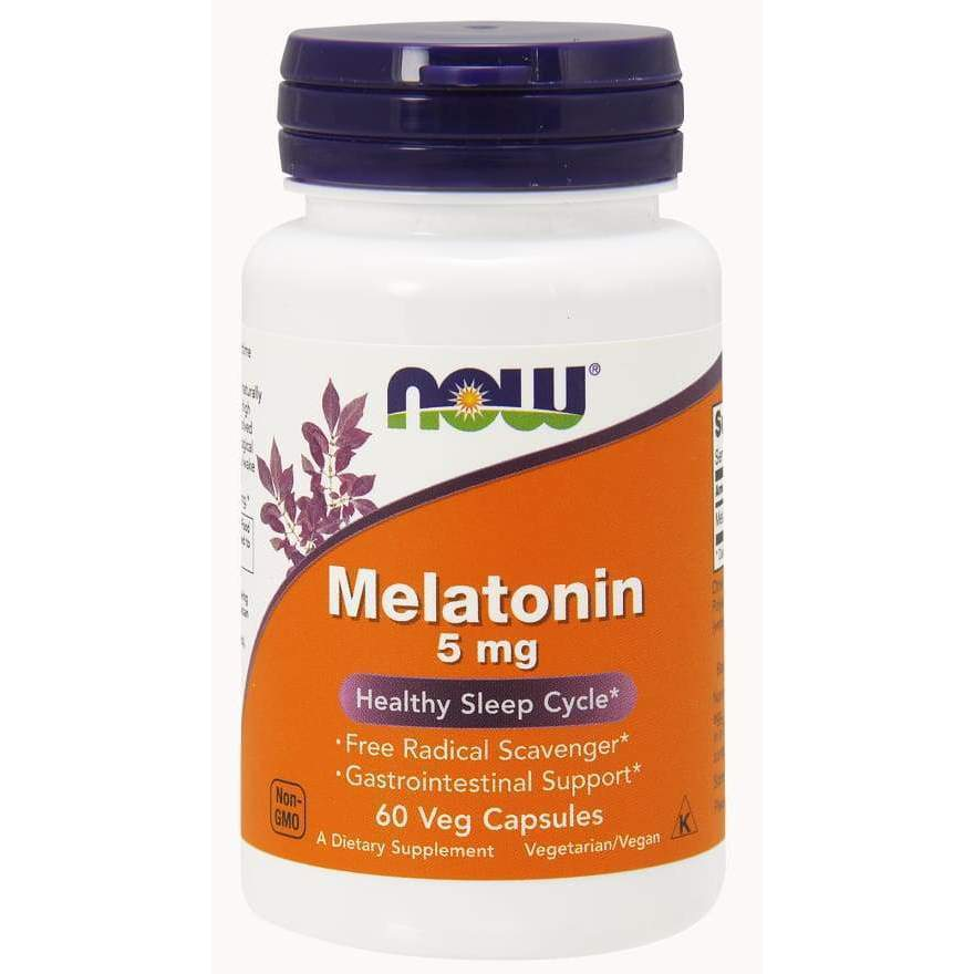 Melatonin 5 mg 180ct - MSRP $19.99 - Earthly Nutrition