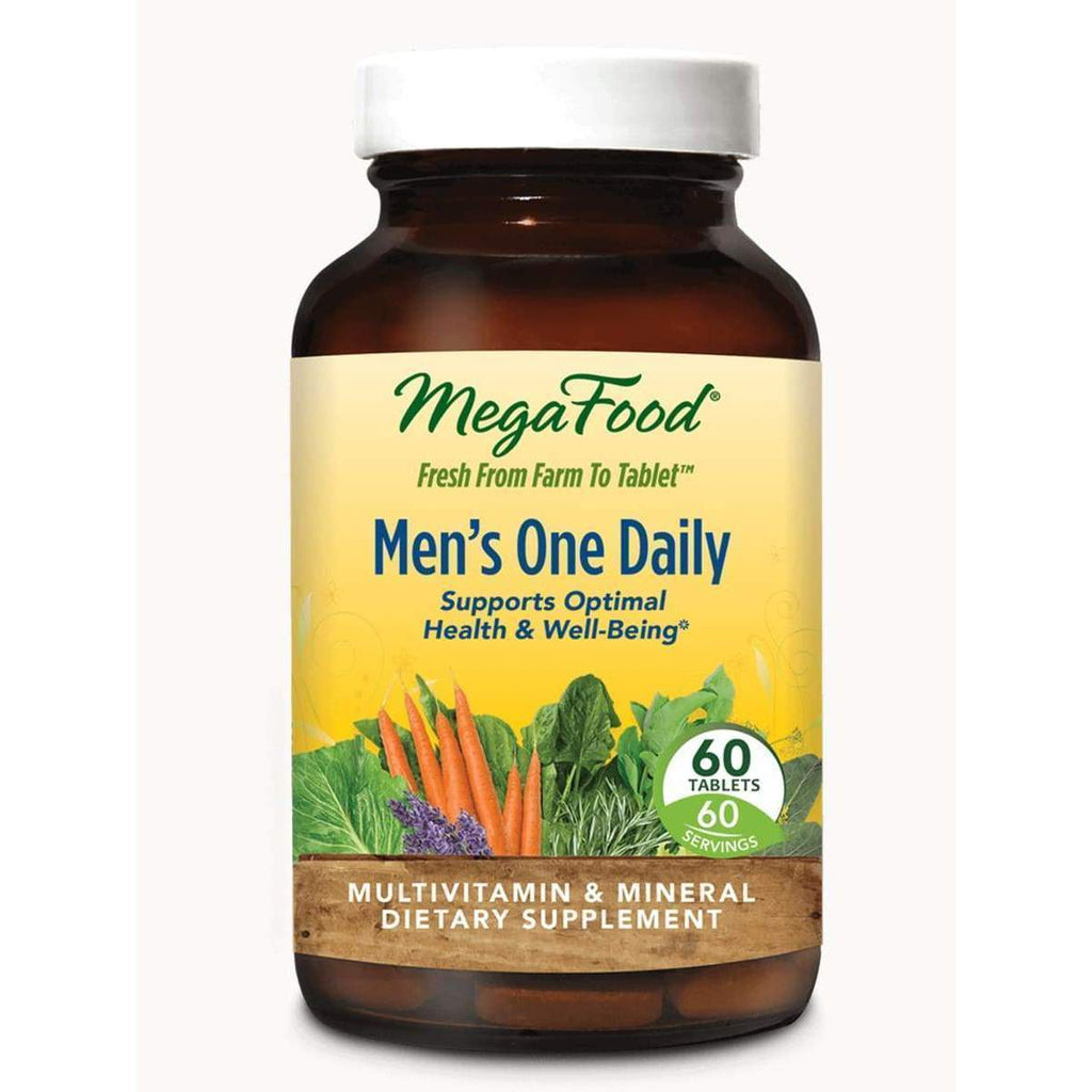 Mens One Daily 60ct - Earthly Nutrition
