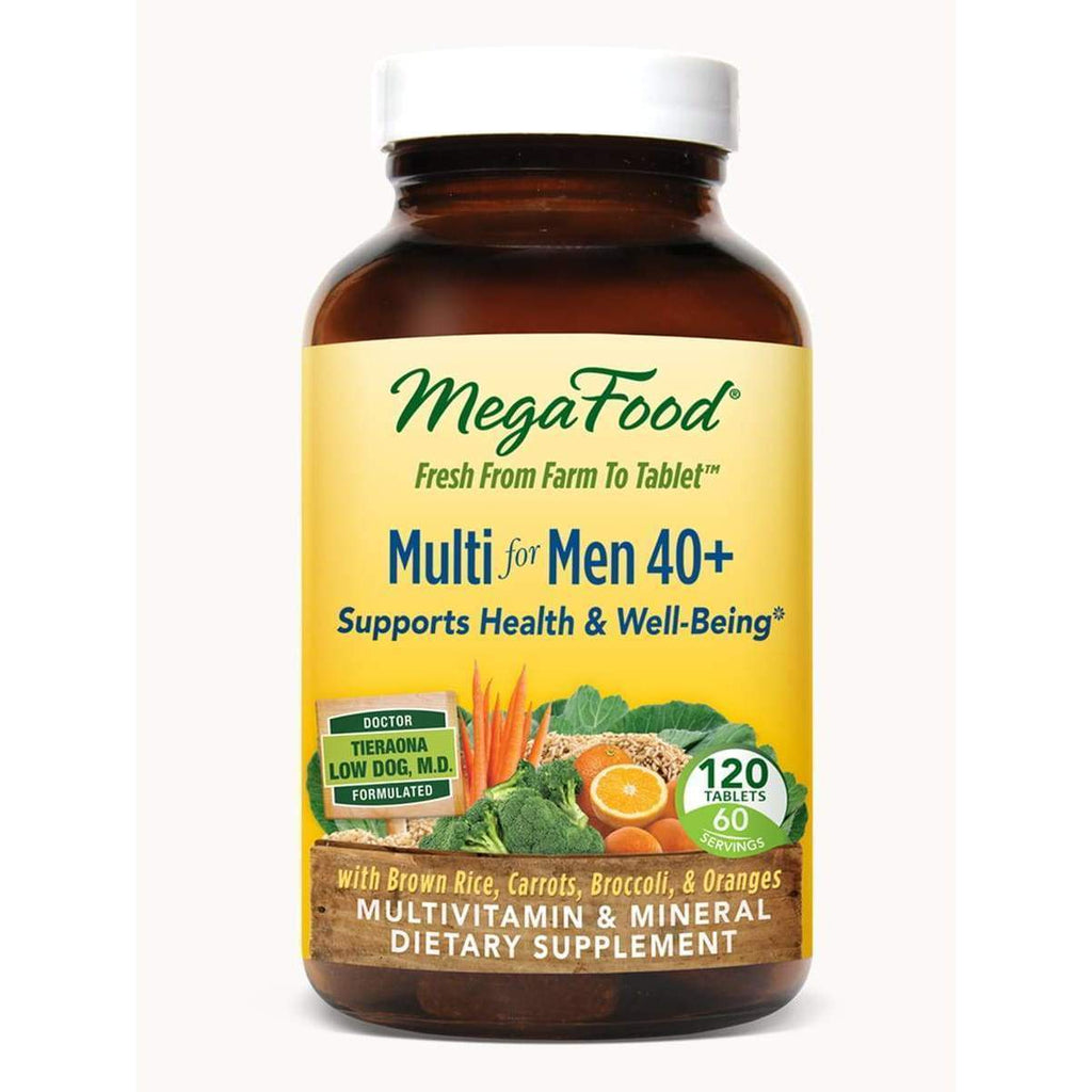 Multi for Men 40+ 120ct - Earthly Nutrition