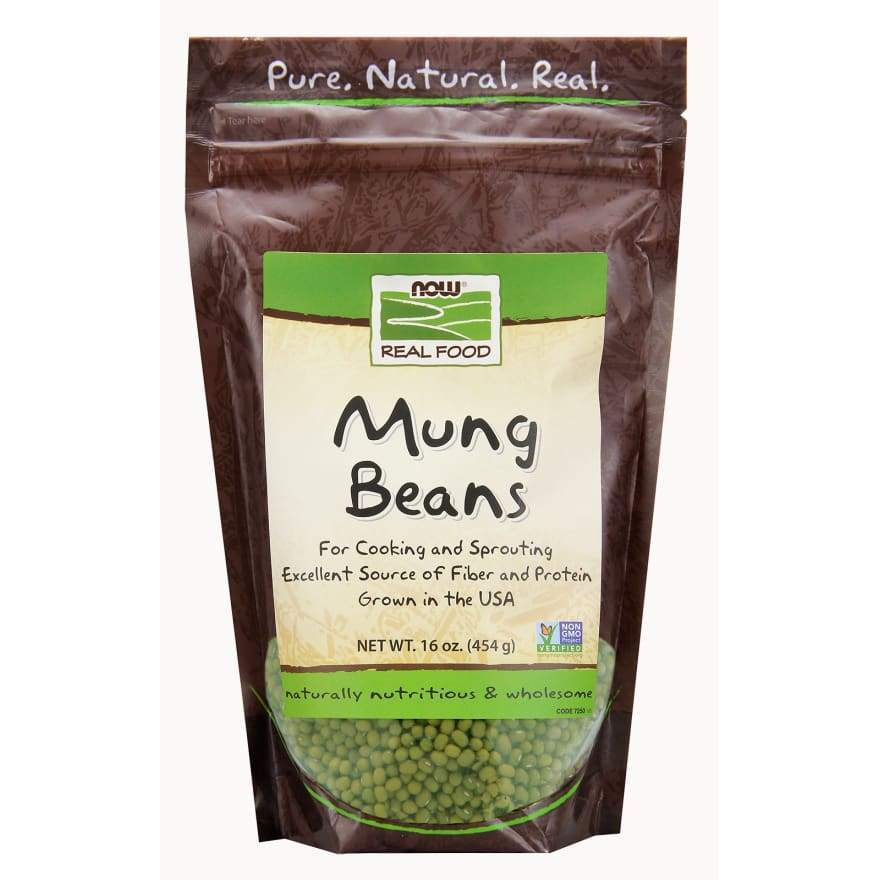 MUNG BEANS SPROUT 1 LB - Earthly Nutrition