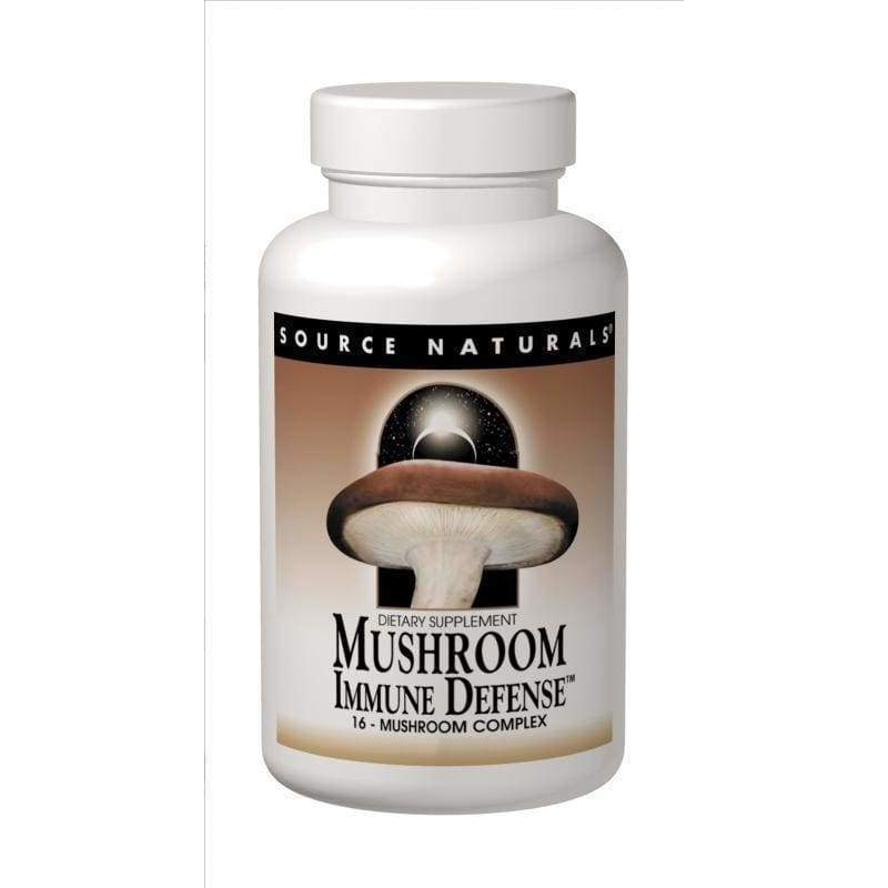 Mushroom Immu Defense - Threshold - Earthly Nutrition