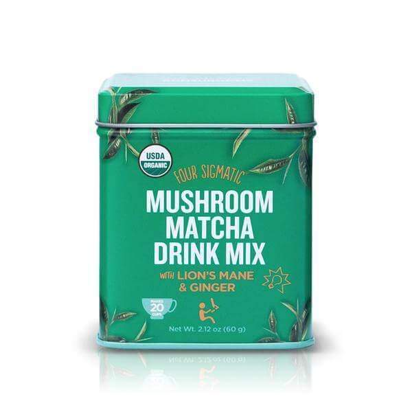 Mushroom Matcha Drink Mix - Four Sigmatic