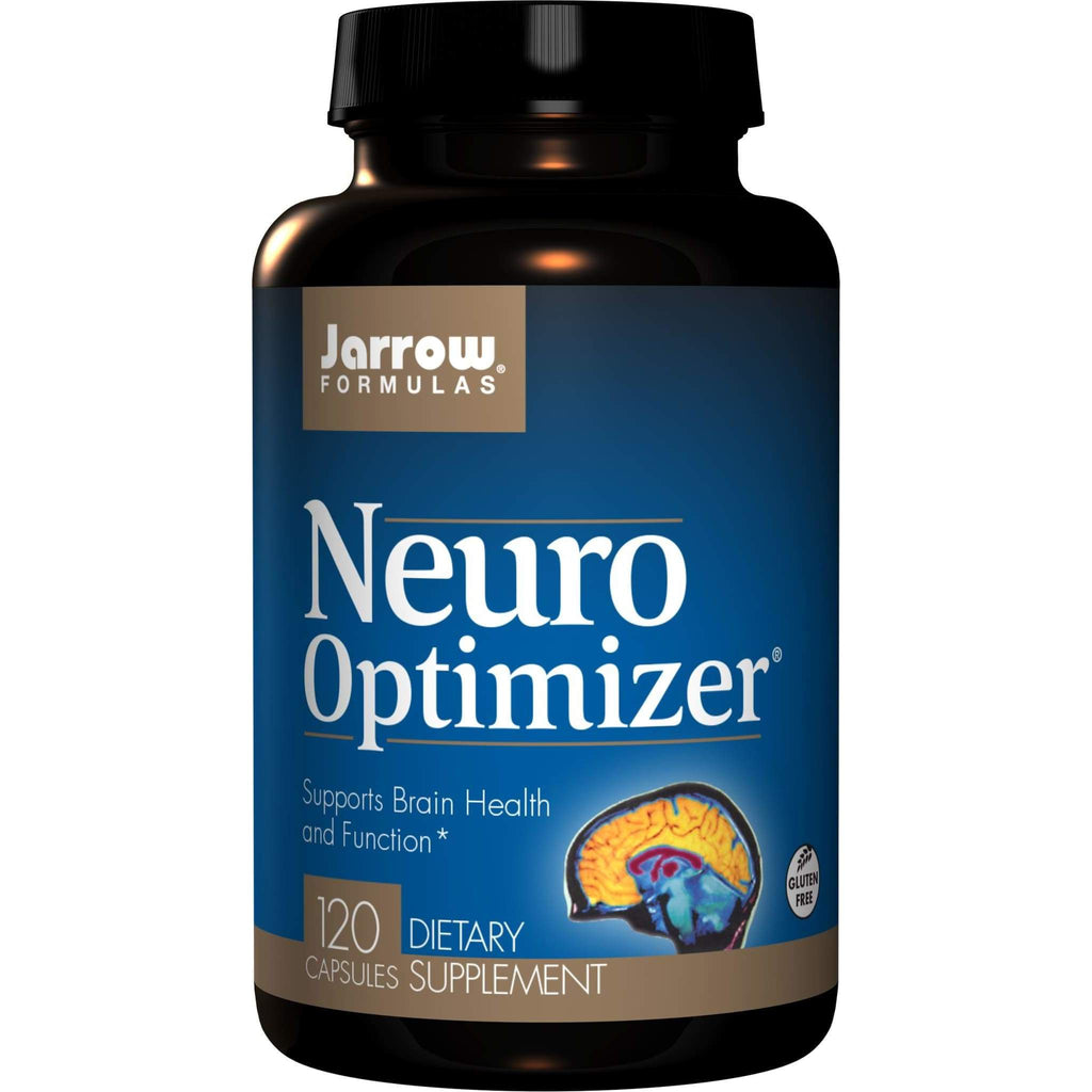 Neuro Optimizer 120 cap - Jarrow - Earthly Nutrition