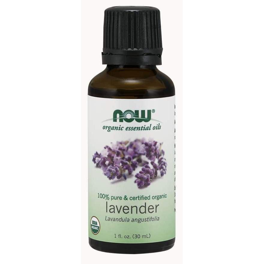 ORGANIC LAVENDER OIL 1 OZ - Earthly Nutrition