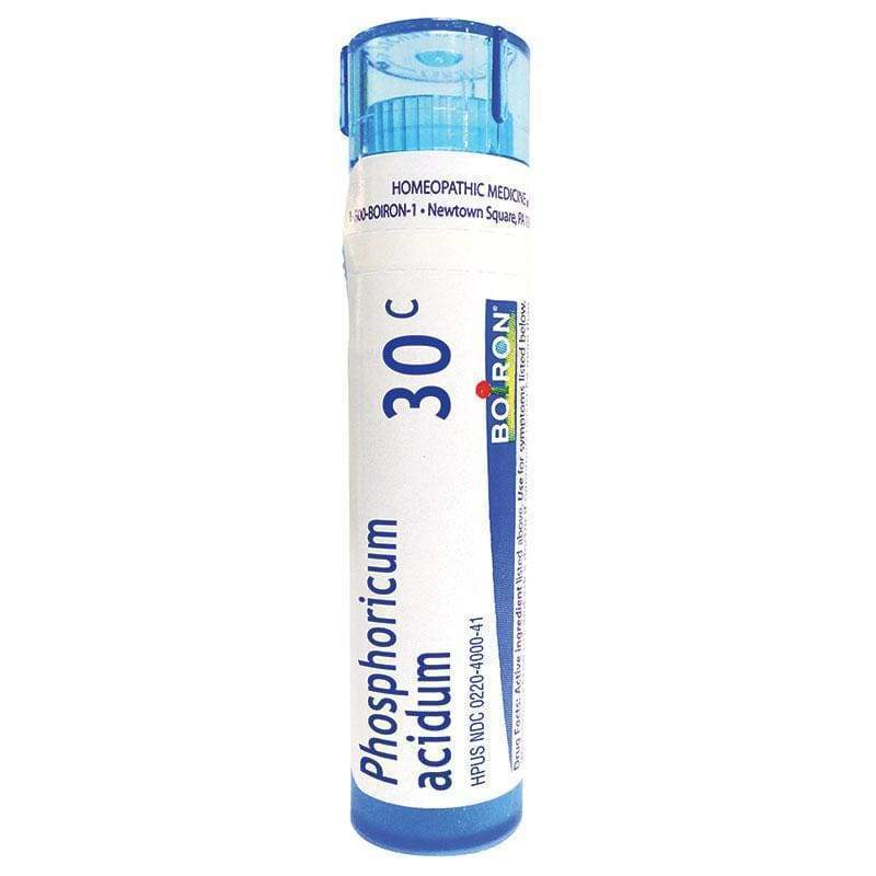 Phos Acidum 30C - Boiron - Earthly Nutrition